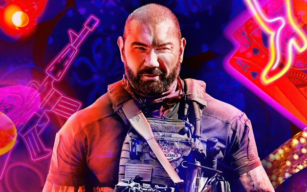 Movie Army of the Dead Dave Bautista Scott Ward HD Wallpaper   Background Image