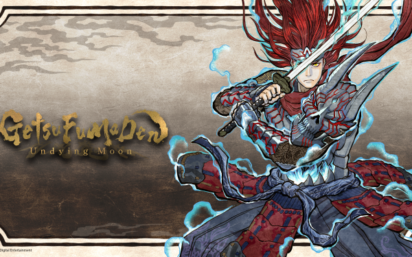 Video Game GetsuFumaDen: Undying Moon Getsu Fuma Den HD Wallpaper | Background Image