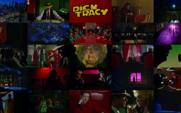 Movie Dick Tracy HD Wallpaper   Background Image