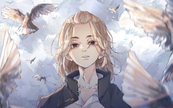 Anime Tokyo Revengers Mikey Manjiro Sano HD Wallpaper | Background Image