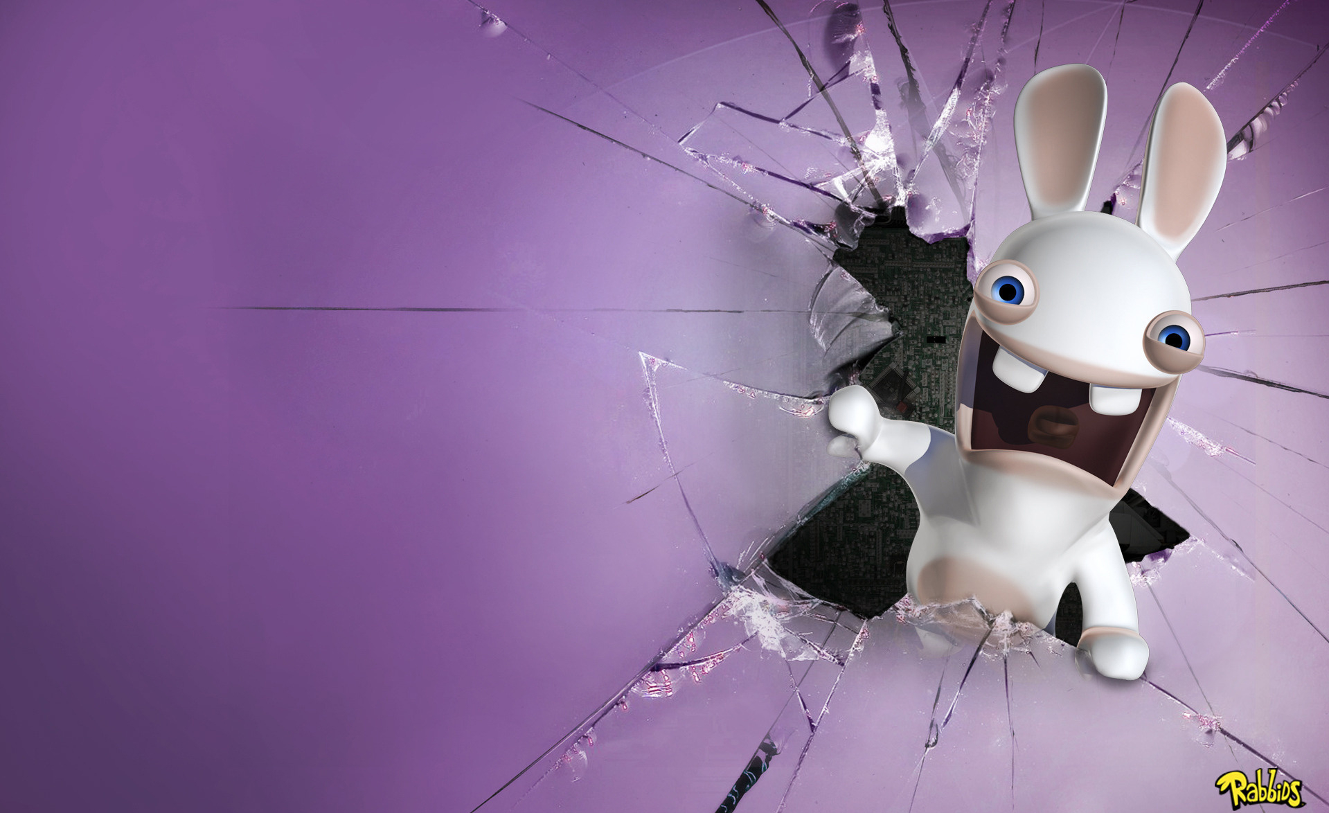 Raving Rabbids Wallpaper And Background Image