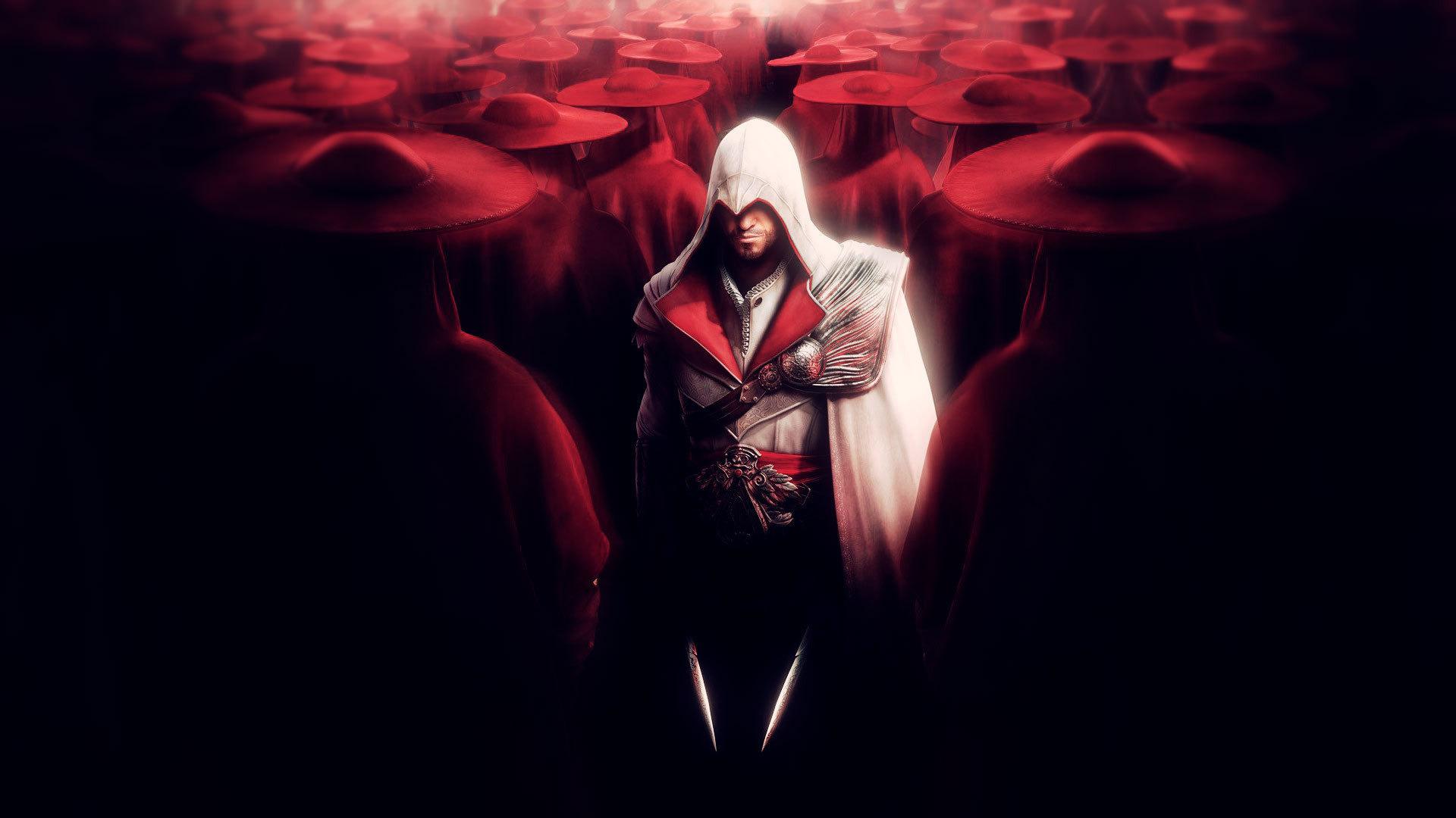 Assassins Creed Brotherhood Wallpaper: 52 Assassin's Creed: Brotherhood HD Wallpapers
