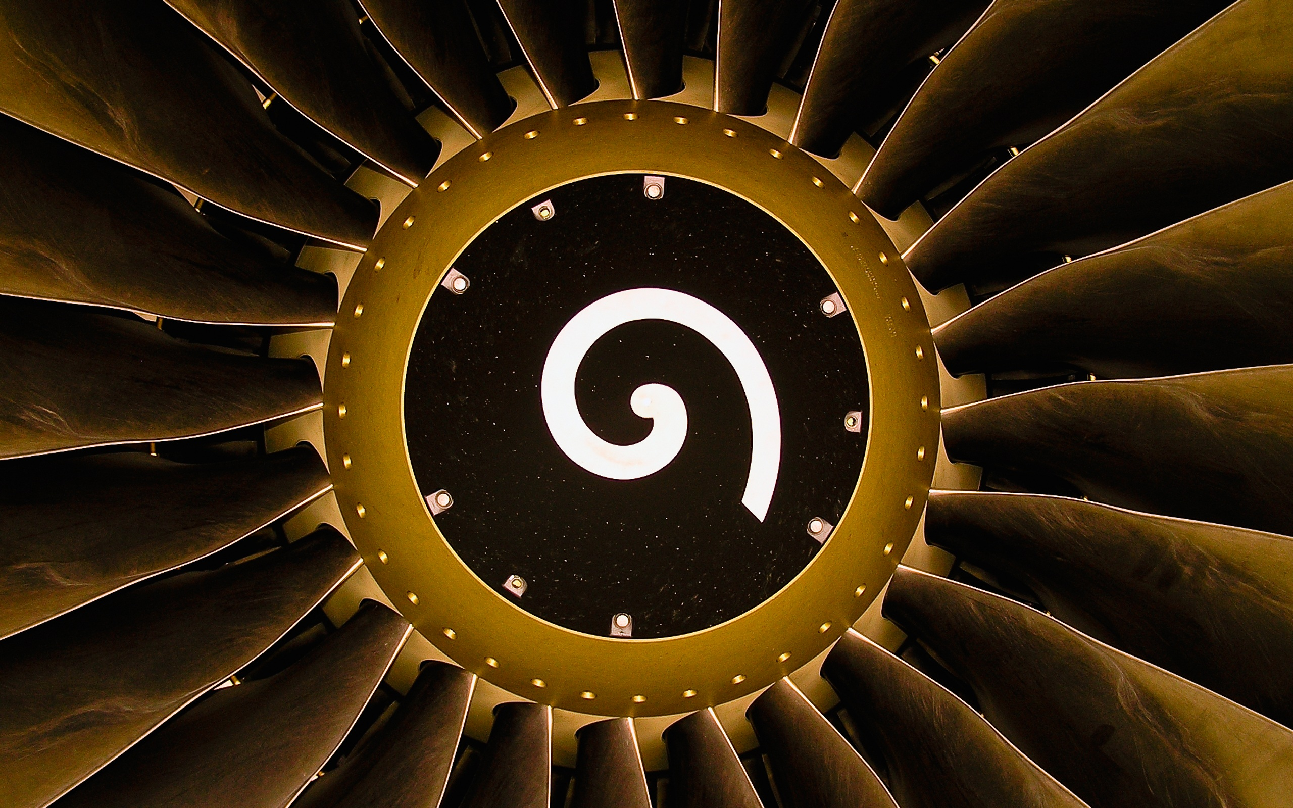 Boeing Jet Engine Full HD Wallpaper And Background Image