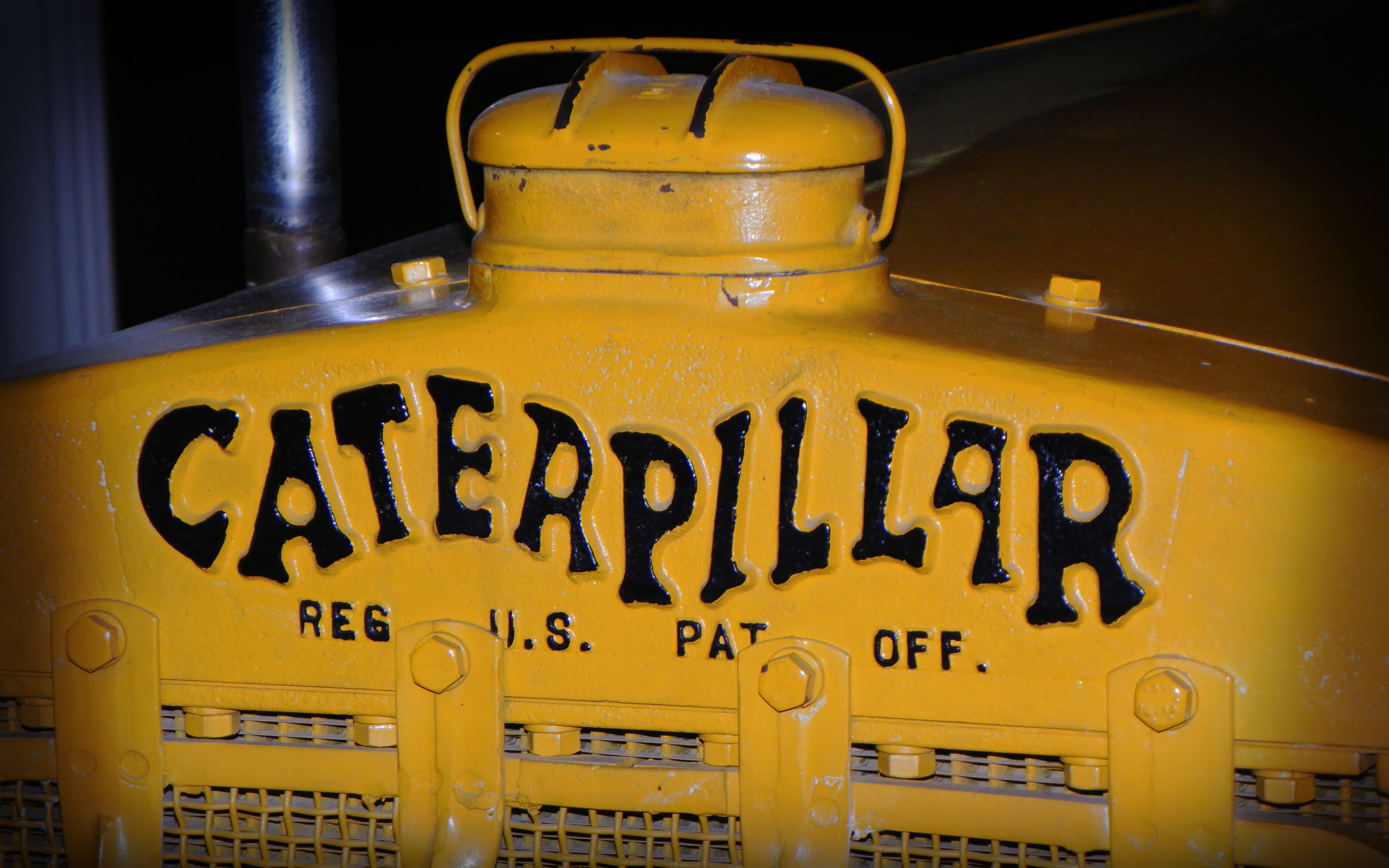 Caterpillar 4k ultra hd wallpaper and background image 4160x2600 id 115677 - Background images 4k hd ...