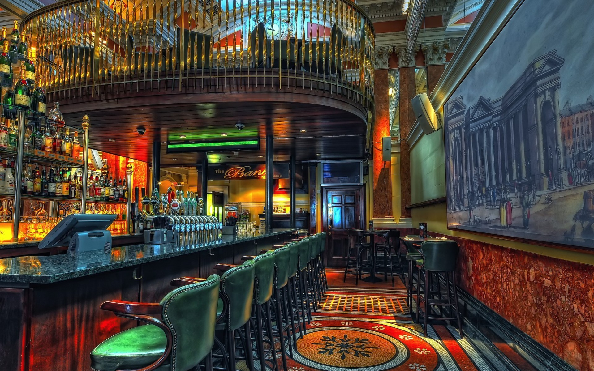 Hdr full hd wallpaper and background image 1920x1200 id 115869 - Picture of bar ...