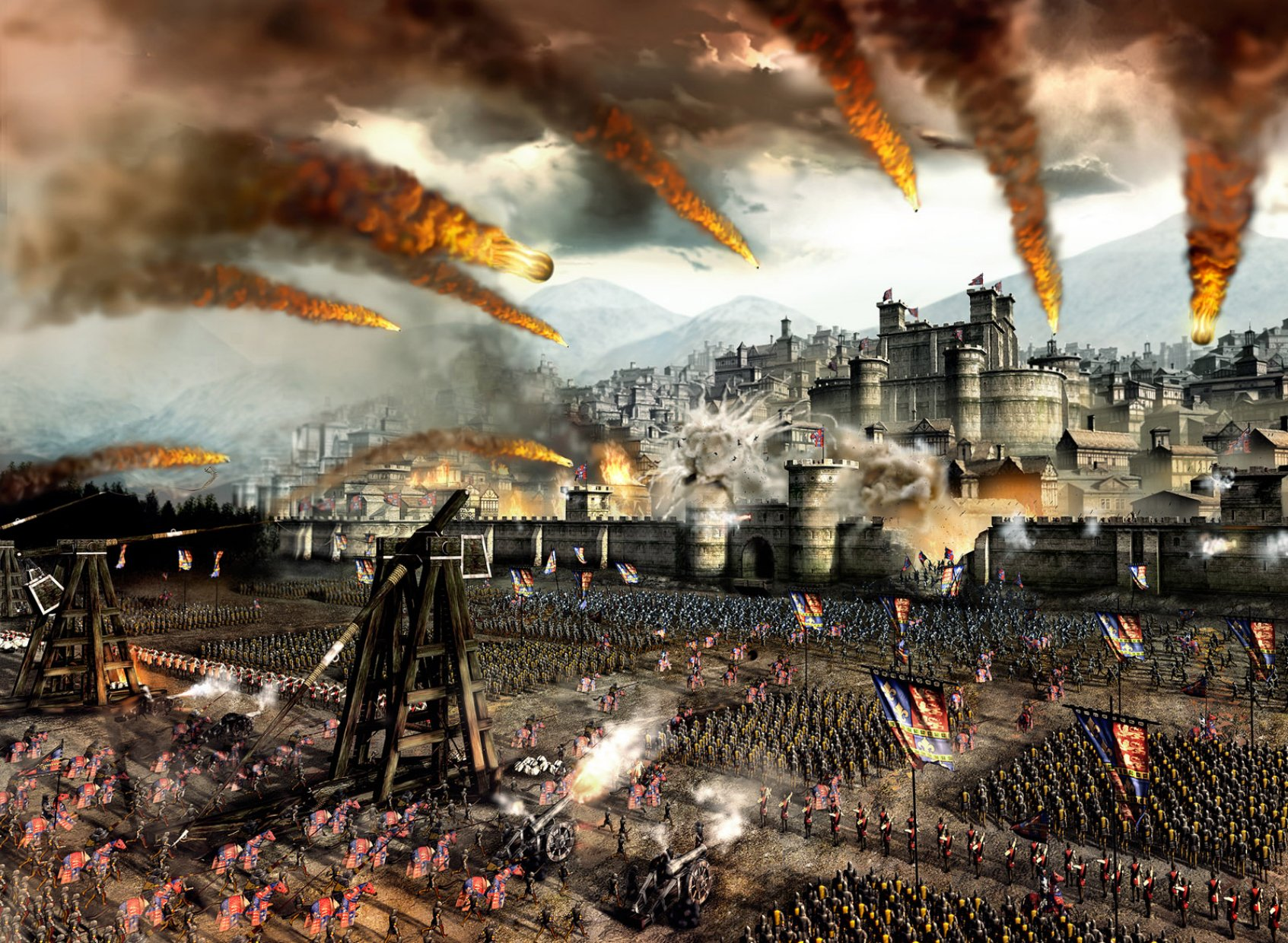 Medieval Total War Wallpaper And Background Image