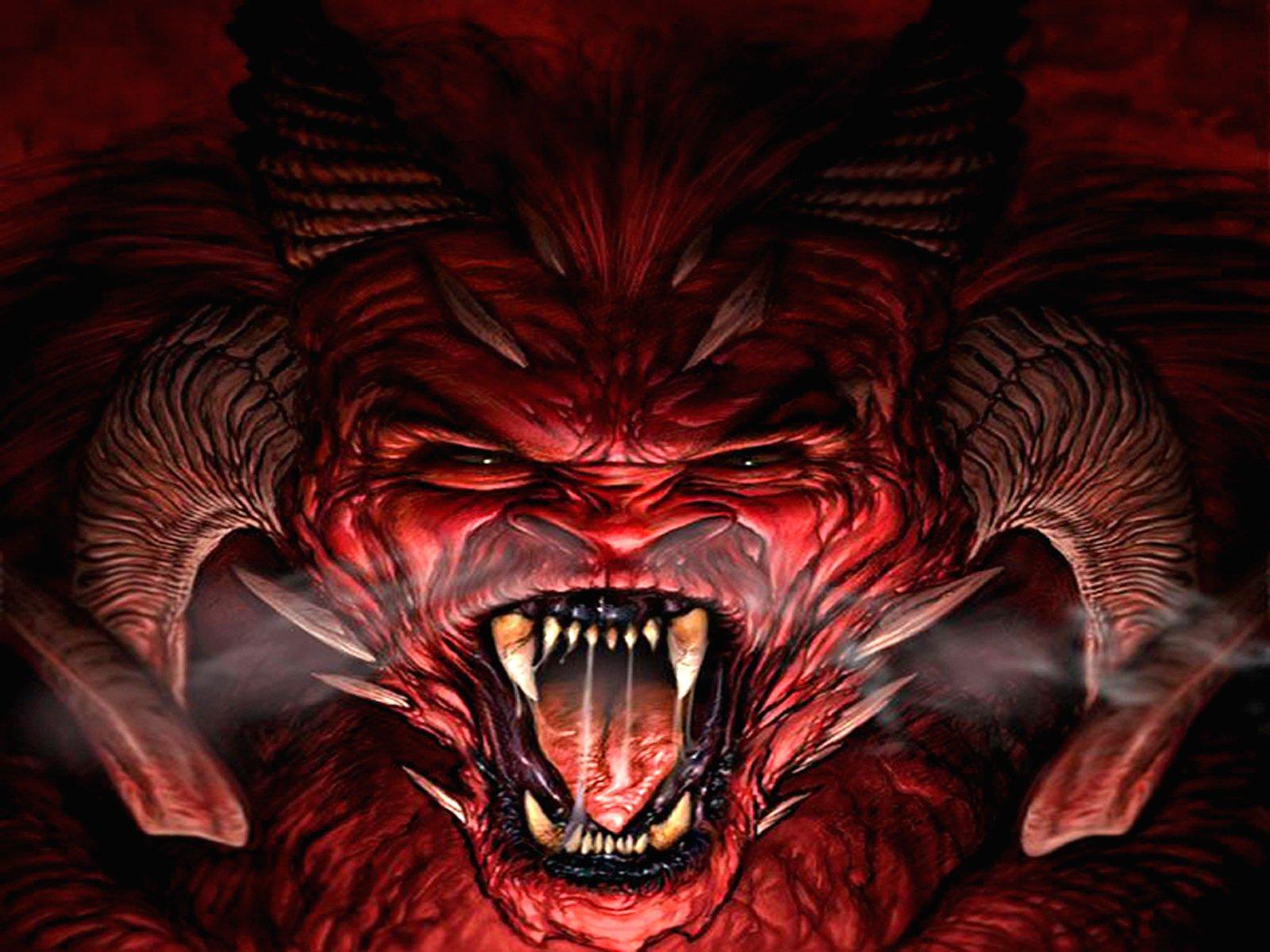Oscuro - Demonio  Fondo de Pantalla
