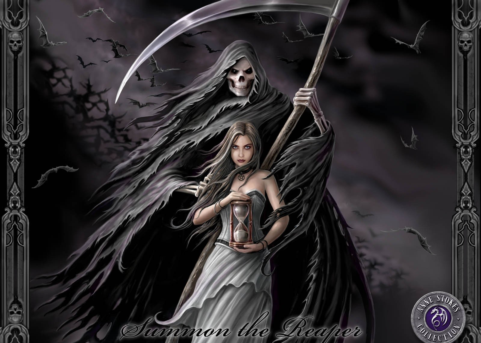 179 Grim Reaper HD Wallpapers Backgrounds Wallpaper Abyss