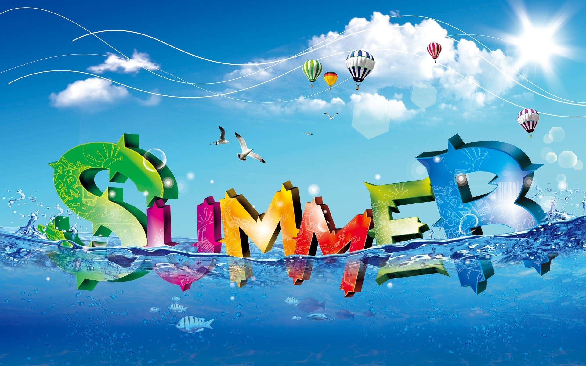 32 Summer HD Wallpapers