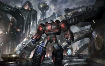 Video Game - Transformers Wallpapers and Backgrounds ID : 115427