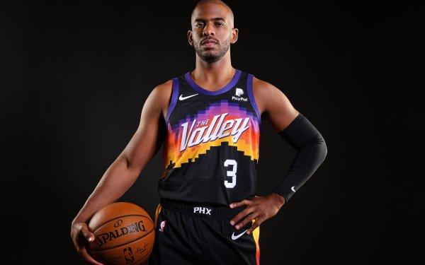 Sports Chris Paul Basketball Phoenix Suns NBA Nike HD Wallpaper   Background Image