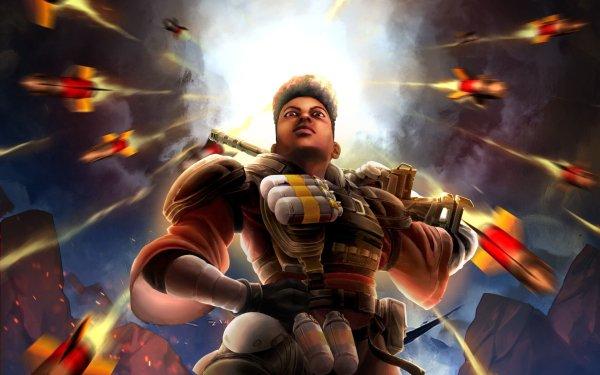 Video Game Apex Legends Bangalore HD Wallpaper | Background Image