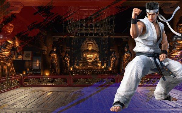 Video Game Virtua Fighter 5 Ultimate Showdown Akira Yuki HD Wallpaper | Background Image