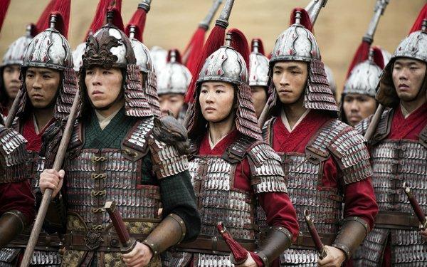 Movie Mulan (2020) Liu Yifei Hua Mulan Yoson An HD Wallpaper | Background Image