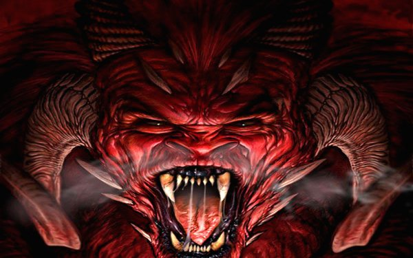 Oscuro Demonio Fondo de pantalla HD | Fondo de Escritorio