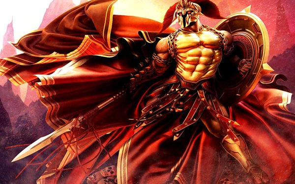 Spel Dungeons & Dragons Ares HD Wallpaper | Background Image