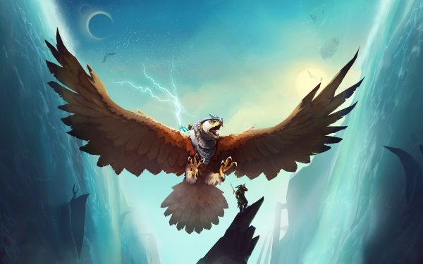 Video Game The Falconeer HD Wallpaper | Background Image
