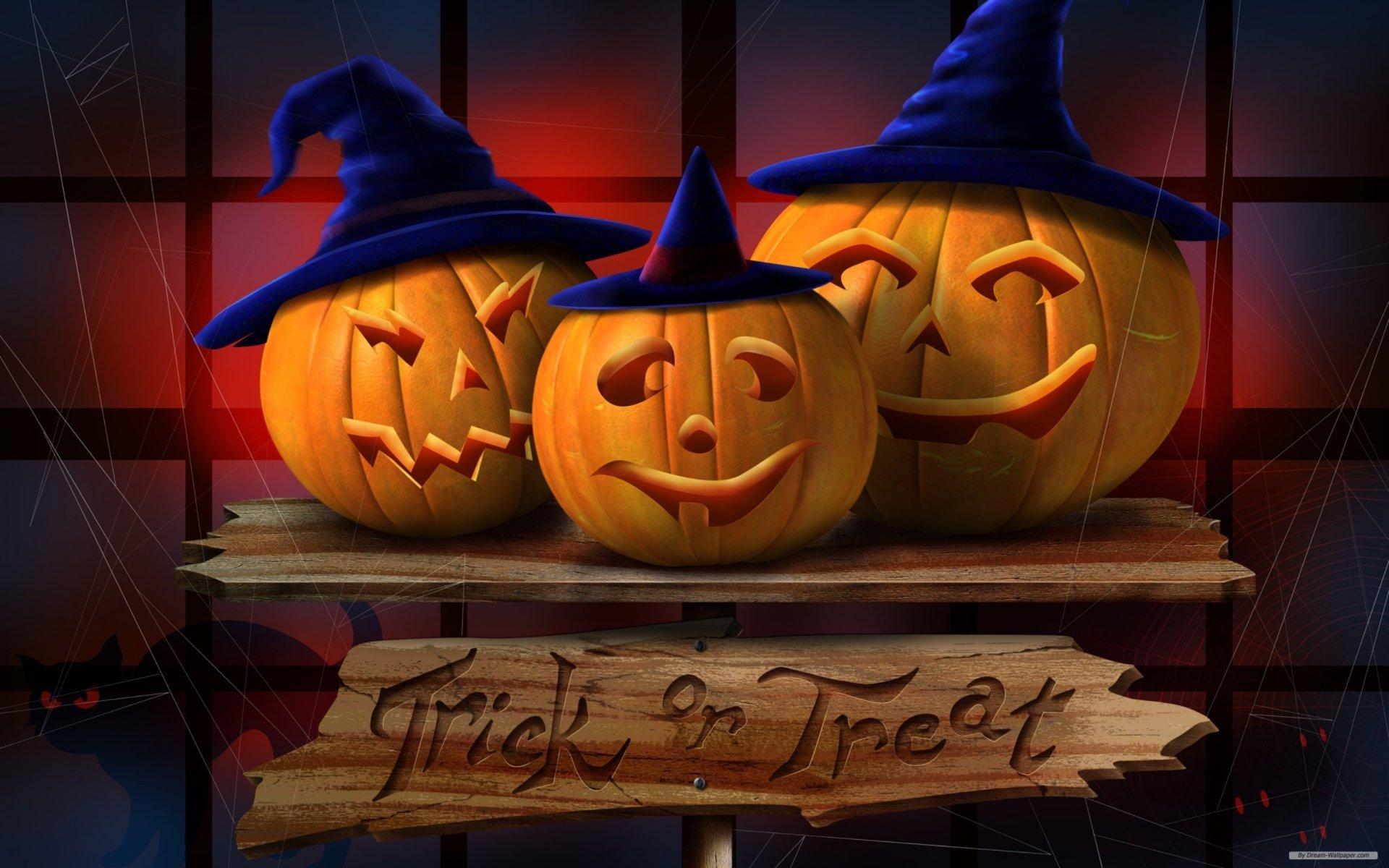 Halloween Full HD Fond d'écran and Arrière-Plan   2560x1600   ID:116539