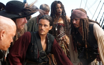 Film - Pirates Of The Caribbean: At World's End Wallpapers and Backgrounds ID : 116565