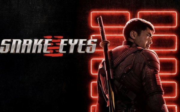 Movie Snake Eyes: G.I. Joe Origins Henry Golding Snake Eyes HD Wallpaper | Background Image