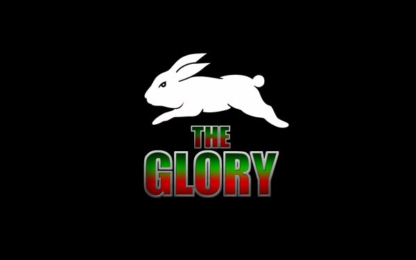 Sports South Sydney Rabbitohs Rugby National Rugby League NRL Logo HD Wallpaper | Background Image