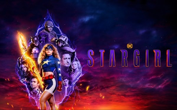 TV Show Stargirl HD Wallpaper | Background Image