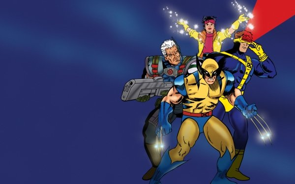 TV Show X-Men Wolverine Cable Cyclops Jubilee HD Wallpaper | Background Image