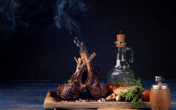 Food Meat HD Wallpaper | Background Image