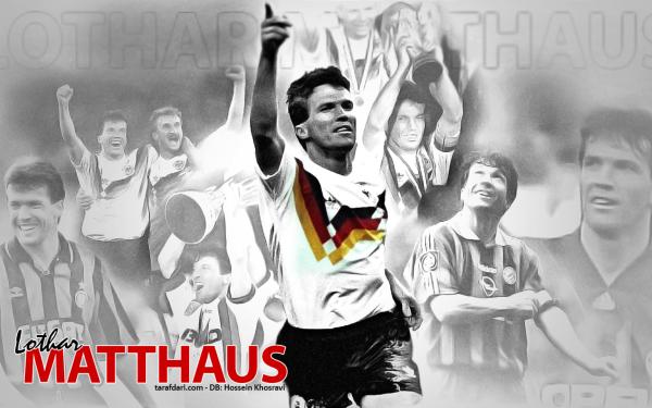 Sports Lothar Matthäus Soccer Player Germany National Football Team HD Wallpaper | Background Image