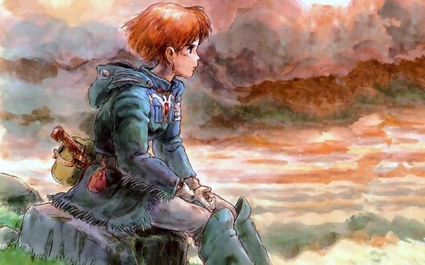 Anime Nausicaä of the Valley of the Wind HD Wallpaper   Background Image