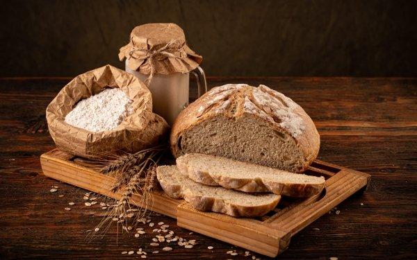 Food Bread Flour HD Wallpaper | Background Image
