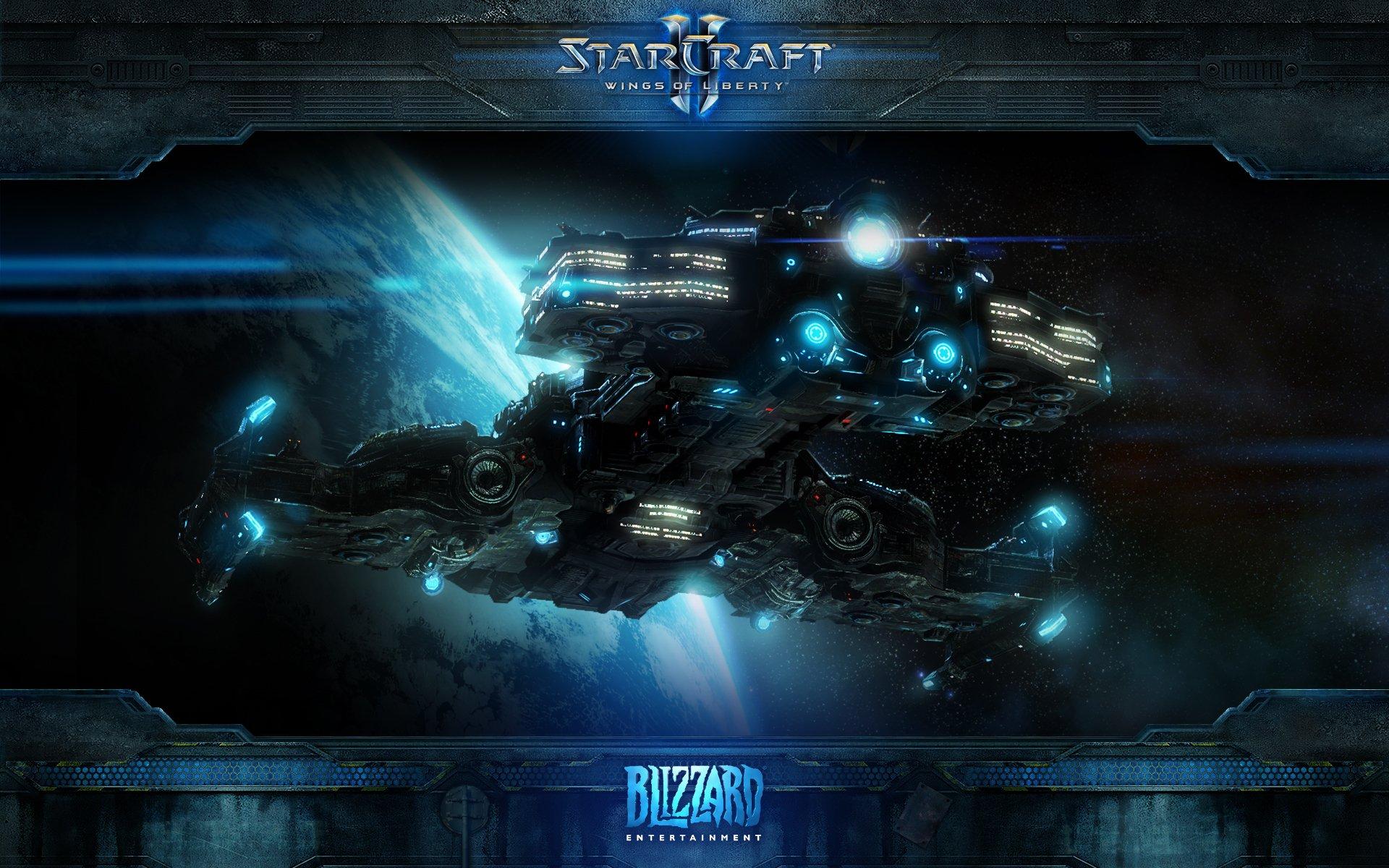 Video Game - Starcraft  Wallpaper