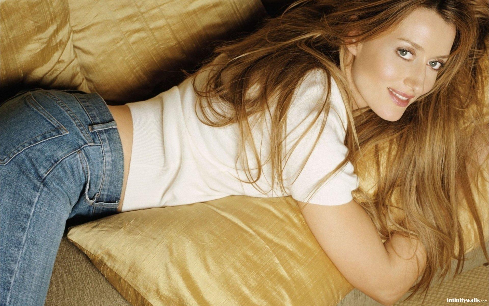 Célébrités - Natascha Mcelhone  Sensuelle Magnifique Fond d'écran