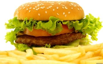 Food - Burger Wallpapers and Backgrounds ID : 117645