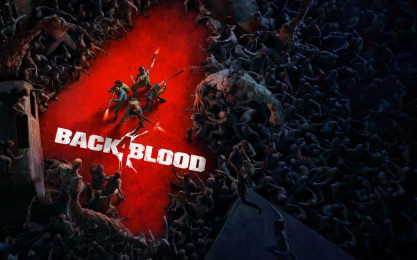 Video Game Back 4 Blood Zombie HD Wallpaper | Background Image