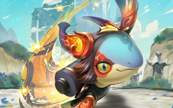 Video Game League Of Legends Paddlemar HD Wallpaper   Background Image