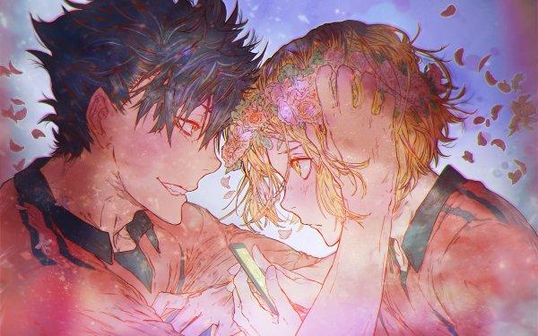 Anime Haikyu!! Kenma Kozume Tetsurō Kuroo HD Wallpaper | Background Image