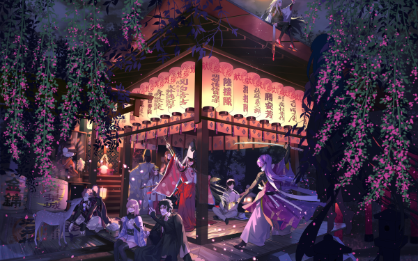 Anime Fate/Grand Order Fate Series Festival HD Wallpaper   Background Image
