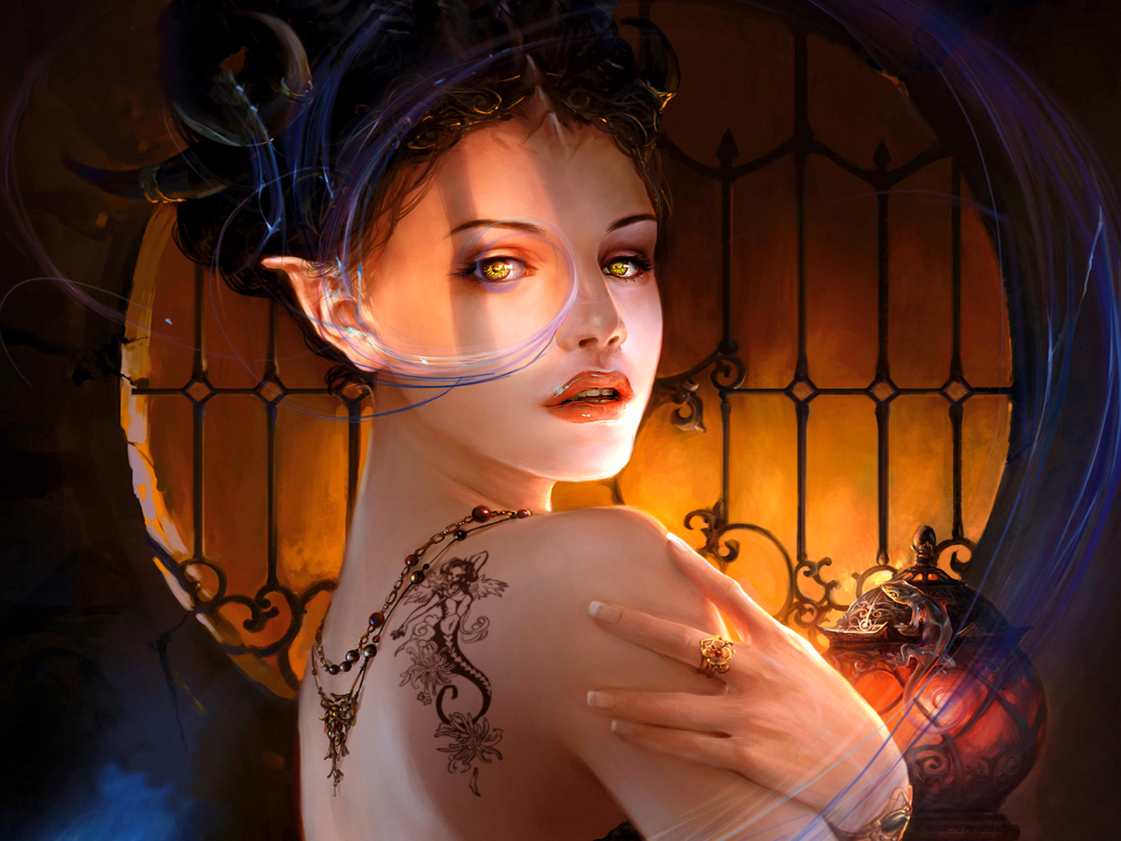 Fantasy - Tattoo Wallpaper