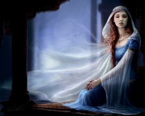 Fantasy - Women Wallpaper