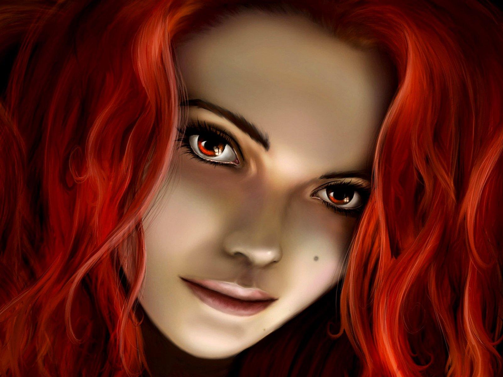 Fantasy - Kvinnor  Bakgrund