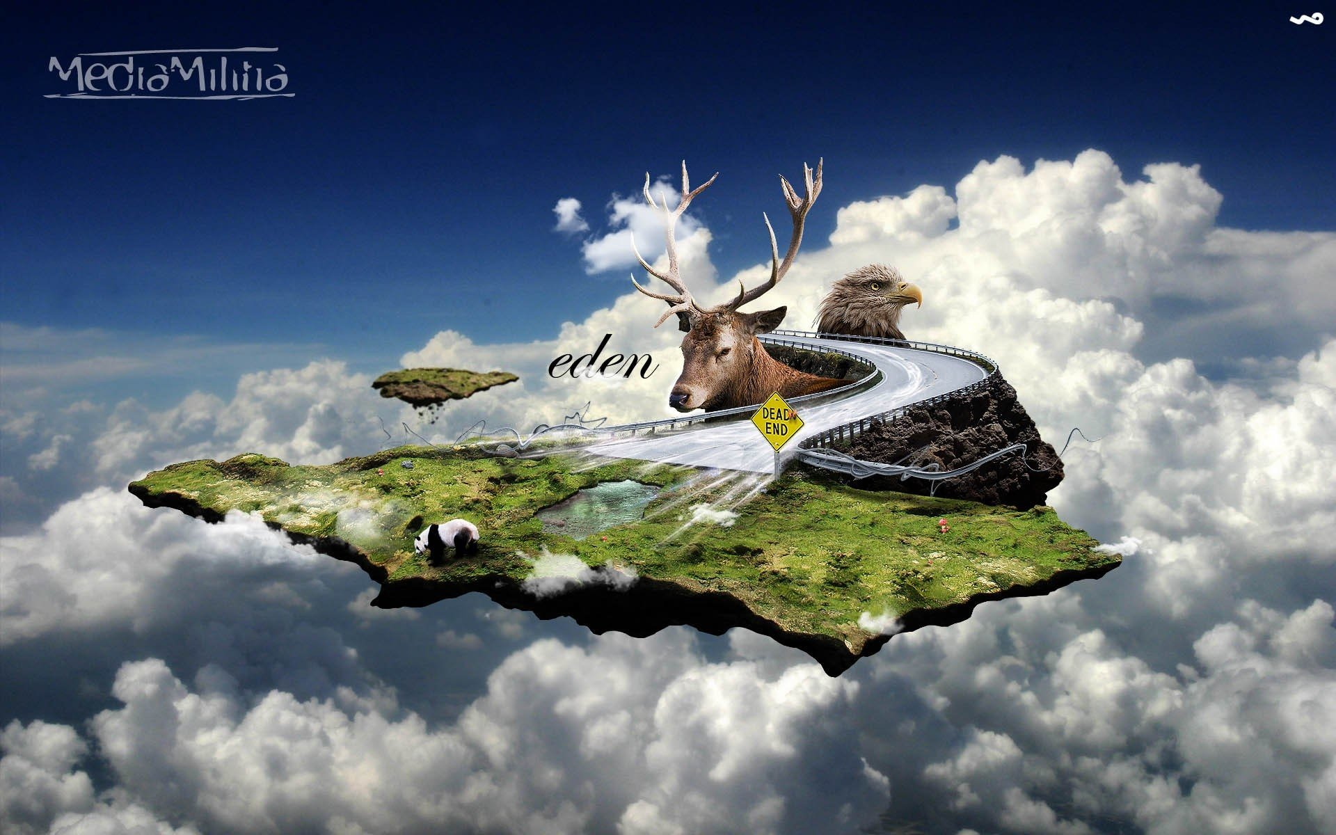 Surreal Hd Wallpaper Background Image 1920x1200 Id 118487