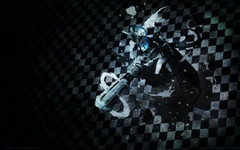 Anime - Black Rock Shooter Wallpapers and Backgrounds ID : 118165