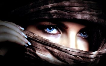 Mujeres - Ojos Wallpapers and Backgrounds ID : 118379