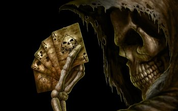 Donker - Grim Reaper Wallpapers and Backgrounds ID : 118479