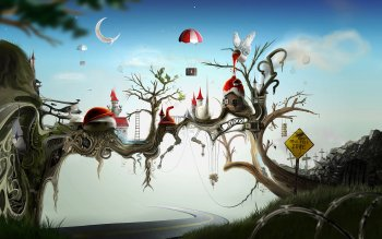 CGI - Surreal Wallpapers and Backgrounds ID : 118527