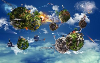 CGI - Surreal Wallpapers and Backgrounds ID : 118529