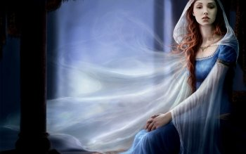 Fantasy - Women Wallpapers and Backgrounds ID : 118685