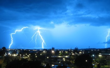 Photography - Lightning Wallpapers and Backgrounds ID : 118737