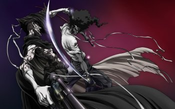 Anime - Afro Samurai Wallpapers and Backgrounds ID : 118927
